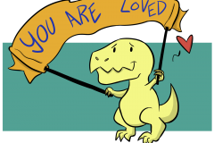 You Are Love by Baby Dino